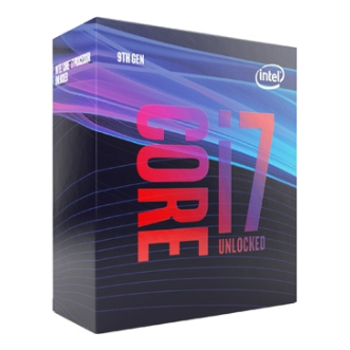 Product image of Intel Core i7 9700K 3.6GHz Coffee Lake R 8 Core 8 Thread LGA1151-CL - No HSF Retail Box - Click for product page of Intel Core i7 9700K 3.6GHz Coffee Lake R 8 Core 8 Thread LGA1151-CL - No HSF Retail Box