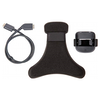 A product image of HTC VIVE Pro Wireless Adapter Headset Clip Add-On