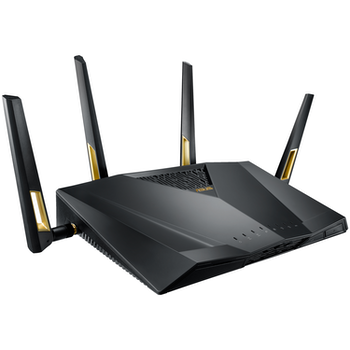 Product image of ASUS RT-AX88U 802.11ax Dual-Band AiMesh Wireless-AX6000 Gigabit Router - Click for product page of ASUS RT-AX88U 802.11ax Dual-Band AiMesh Wireless-AX6000 Gigabit Router