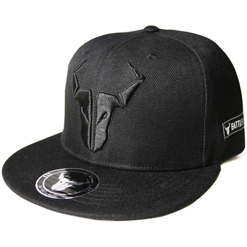 Product image of BattleBull Squad Snapback Cap Black/Black - Click for product page of BattleBull Squad Snapback Cap Black/Black