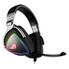 A product image of ASUS ROG Delta RGB USB-C Gaming Headset
