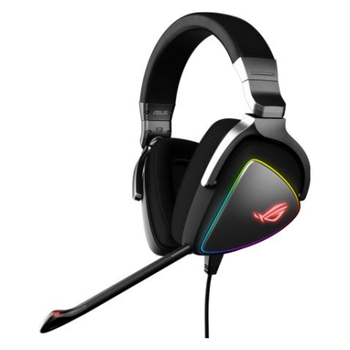 Product image of ASUS ROG Delta RGB USB-C Gaming Headset - Click for product page of ASUS ROG Delta RGB USB-C Gaming Headset