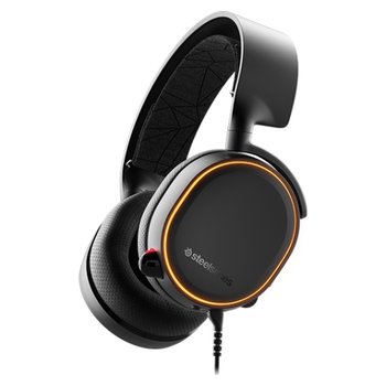 Product image of Steelseries Arctis 5 Black USB Gaming Headset - Click for product page of Steelseries Arctis 5 Black USB Gaming Headset