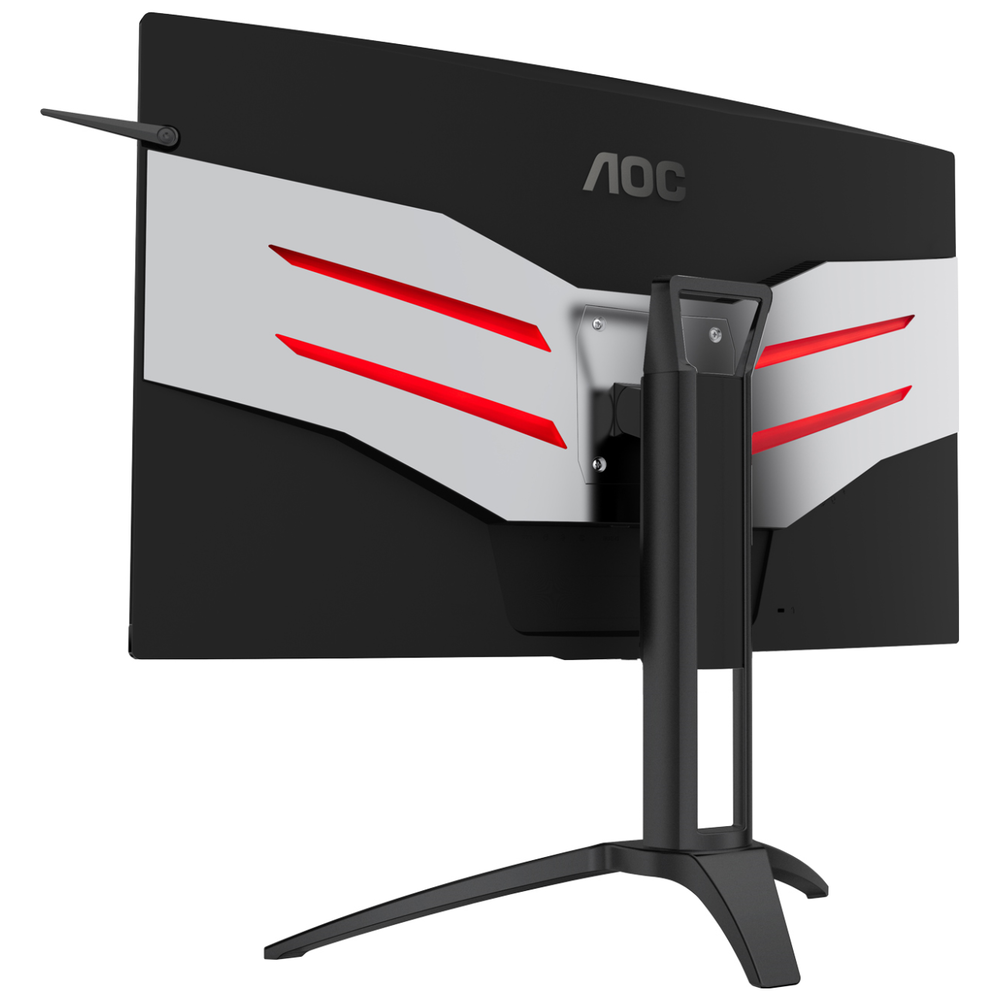 """A large main feature product image of AOC AGON AG322QC4 31.5"""" WQHD FreeSync 2 Curved 144Hz 4MS VA LED Gaming Monitor"""