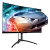 "A product image of AOC AGON AG322QC4 31.5"" WQHD FreeSync 2 Curved 144Hz 4MS VA LED Gaming Monitor"