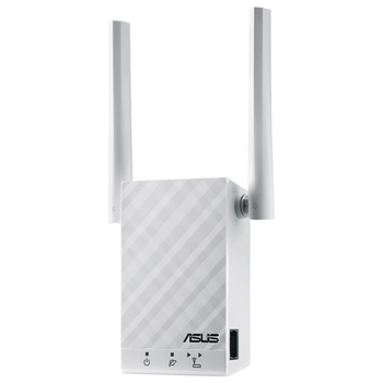 Product image of ASUS RP-AC55 802.11ac Dual-Band Wireless-AC1200 Range Extender - Click for product page of ASUS RP-AC55 802.11ac Dual-Band Wireless-AC1200 Range Extender