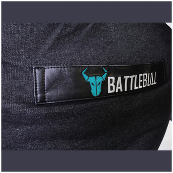 Product image of BattleBull Bunker Black/Blue Bean Bag - Click for product page of BattleBull Bunker Black/Blue Bean Bag