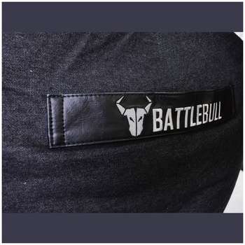 Product image of BattleBull Bunker Black/White Bean Bag - Click for product page of BattleBull Bunker Black/White Bean Bag
