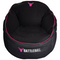 A product image of BattleBull Bunker Black/Pink Bean Bag - Click to browse this related product