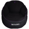 A product image of BattleBull Bunker Black/Purple Bean Bag