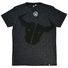 A product image of BattleBull Squad T-Shirt Black/Black - Size Extra Extra Extra Large (XXXL)