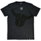 A small tile product image of BattleBull Squad T-Shirt Black/Black - Size Extra Extra Extra Large (XXXL)