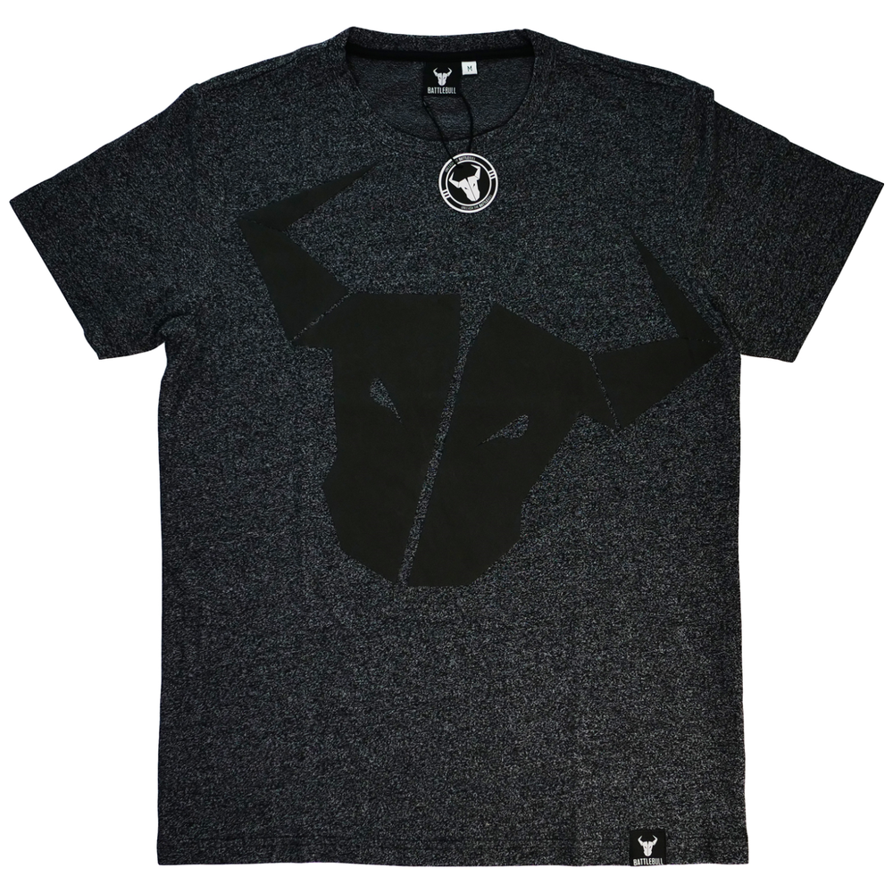 A large main feature product image of BattleBull Squad T-Shirt Black/Black - Size Extra Extra Extra Large (XXXL)