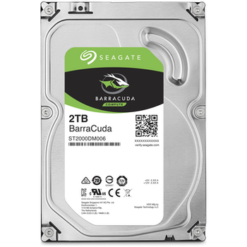 """Product image of Seagate Barracuda ST2000DM008 3.5"""" 2TB 256MB HDD - Click for product page of Seagate Barracuda ST2000DM008 3.5"""" 2TB 256MB HDD"""