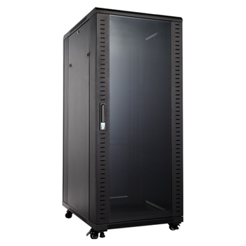 "Product image of Hypertec Floor Mount 19"" Enclosed 24RU (600W X 900D X 1255H) Server Cabinet - Click for product page of Hypertec Floor Mount 19"" Enclosed 24RU (600W X 900D X 1255H) Server Cabinet"