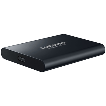 Product image of Samsung T5 2TB USB3.1 Black Portable SSD - Click for product page of Samsung T5 2TB USB3.1 Black Portable SSD
