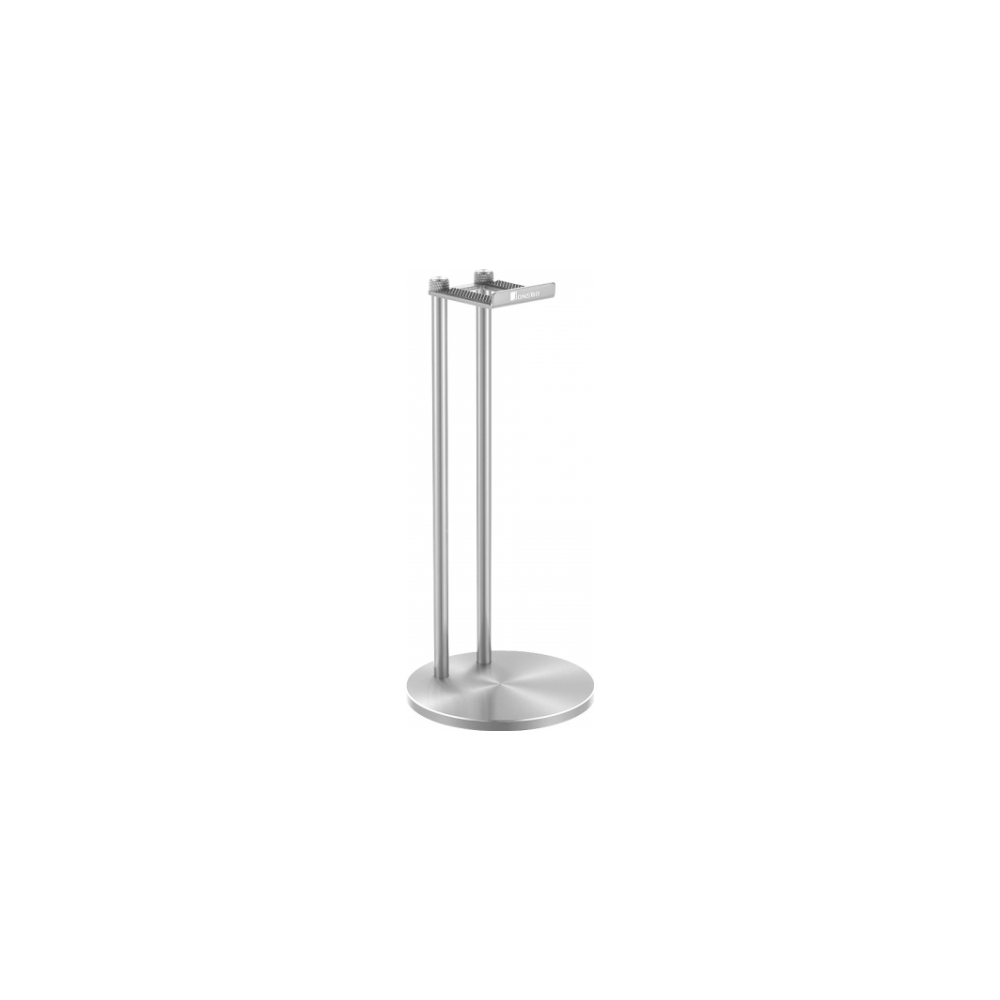 A large main feature product image of Jonsbo HS-01 Metal Headphone Stand Silver