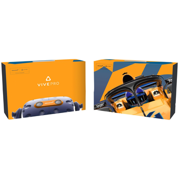 Product image of HTC VIVE Pro x McLaren VR Headset Kit - Click for product page of HTC VIVE Pro x McLaren VR Headset Kit