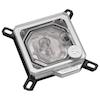 A product image of EK Velocity RGB Intel Nickel Plexi CPU Waterblock