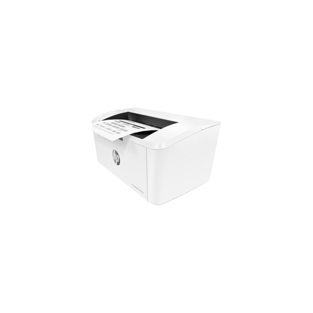 A large main feature product image of HP LaserJet Pro M15W Monochrome Laser Printer