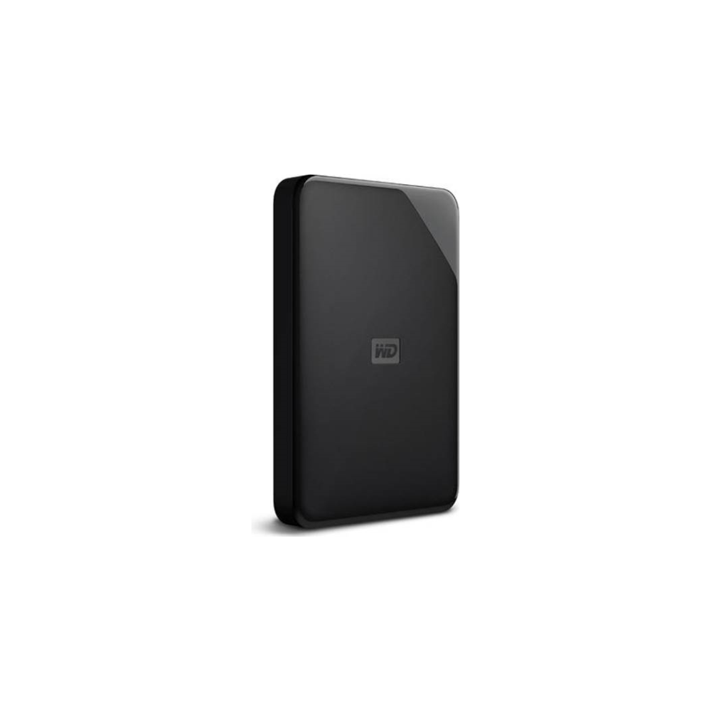 """A large main feature product image of WD Elements SE 2TB USB3.0 2.5"""" Black Portable HDD"""