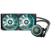 A product image of ID-COOLING AuraFlow X 240 RGB AIO CPU Liquid Cooler