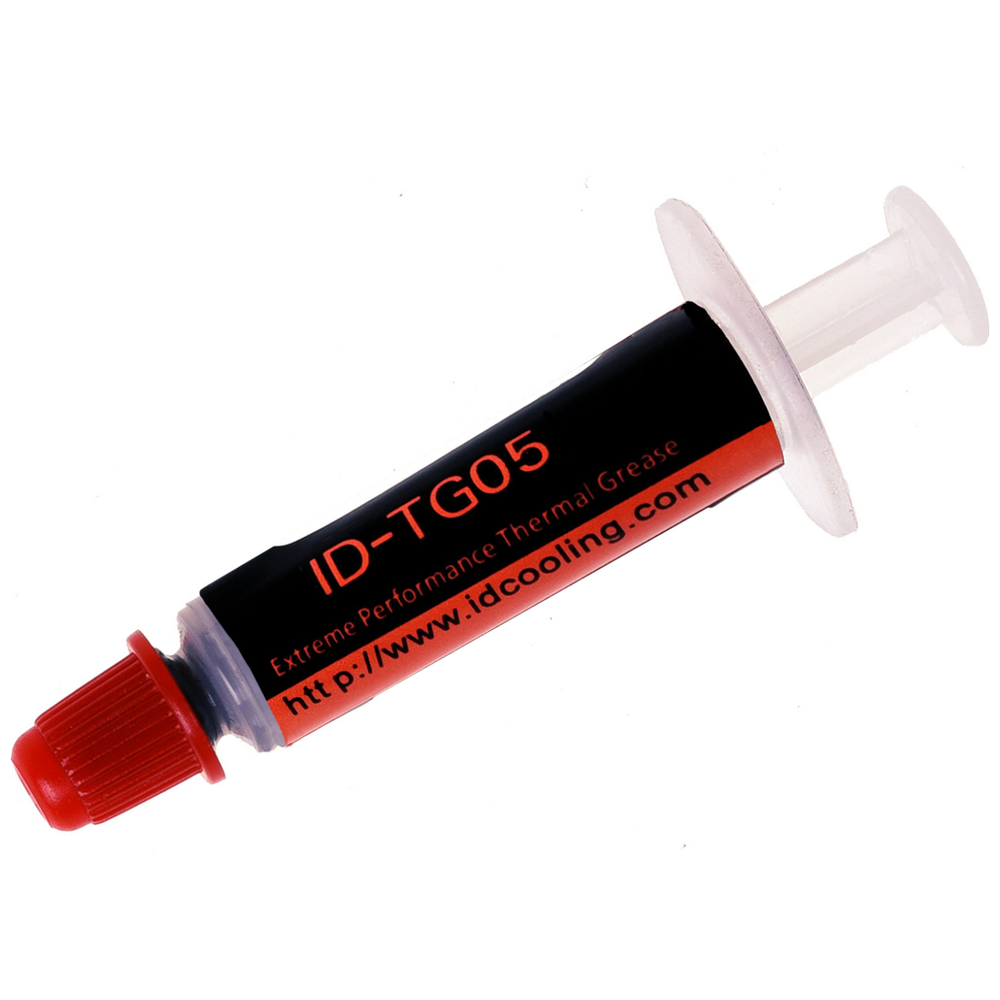 A large main feature product image of ID-COOLING Thermal Grease 0.5g OEM