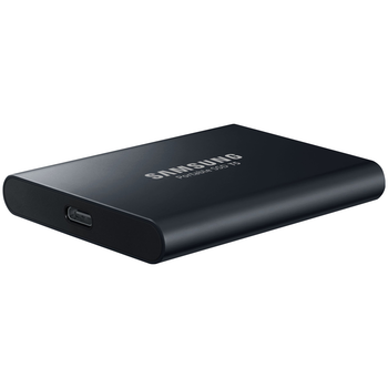 Product image of Samsung T5 1TB USB3.1 Black Portable SSD - Click for product page of Samsung T5 1TB USB3.1 Black Portable SSD