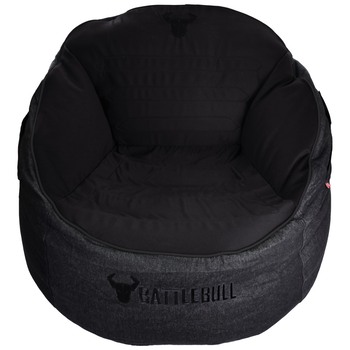 Product image of BattleBull Bunker Black/Black Bean Bag - Click for product page of BattleBull Bunker Black/Black Bean Bag