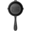 A product image of NZXT Puck Headset Hanger PUBG Frying Pan Edition