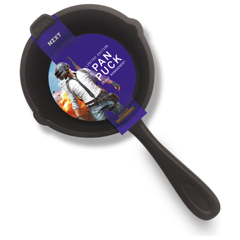 Product image of NZXT Puck Headset Hanger PUBG Frying Pan Edition - Click for product page of NZXT Puck Headset Hanger PUBG Frying Pan Edition