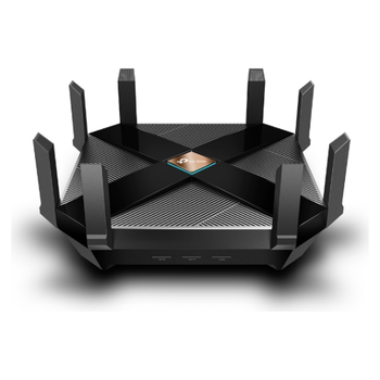 Product image of TP-LINK Archer AX6000 Dual Band 802.11ax MU-MIMO Gigabit Router - Click for product page of TP-LINK Archer AX6000 Dual Band 802.11ax MU-MIMO Gigabit Router