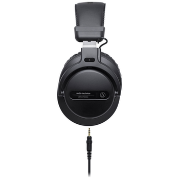 Product image of Audio Technica ATH-PRO5X Black Over-Ear DJ Studio Headphones - Click for product page of Audio Technica ATH-PRO5X Black Over-Ear DJ Studio Headphones