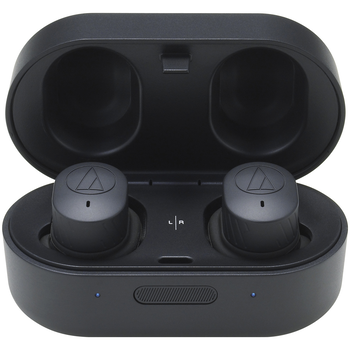 Product image of Audio Technica ATH-SPORT7TW Black SonicSport Wireless In-Ear Headphones - Click for product page of Audio Technica ATH-SPORT7TW Black SonicSport Wireless In-Ear Headphones