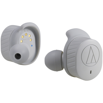 Product image of Audio Technica ATH-SPORT7TW Grey SonicSport Wireless In-Ear Headphones - Click for product page of Audio Technica ATH-SPORT7TW Grey SonicSport Wireless In-Ear Headphones