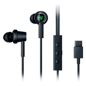 Product image of Razer Hammerhead USB-C In-Ear Headset w/ Active Noise Cancellation - Click for product page of Razer Hammerhead USB-C In-Ear Headset w/ Active Noise Cancellation