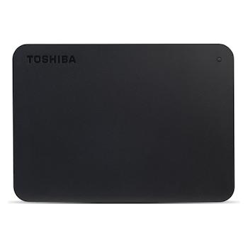 "Product image of Toshiba Canvio Basics 1TB 2.5"" USB3.0 Portable HDD - Click for product page of Toshiba Canvio Basics 1TB 2.5"" USB3.0 Portable HDD"