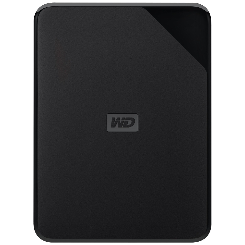 """A large main feature product image of WD Elements SE 4TB USB3.0 2.5"""" Black Portable HDD"""