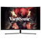 "A small tile product image of ViewSonic VX3258-PC-MHD 32"" Full HD FreeSync Curved 165Hz 1MS VA LED Gaming Monitor"