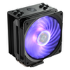 A product image of Cooler Master Hyper 212 RGB Black Edition CPU Cooler