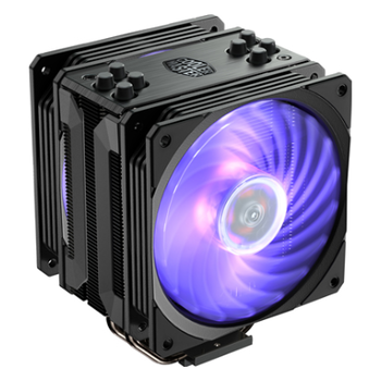 Product image of Cooler Master Hyper 212 RGB Black Edition CPU Cooler - Click for product page of Cooler Master Hyper 212 RGB Black Edition CPU Cooler