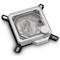 A small tile product image of EK Velocity Nickel Plexi CPU Waterblock