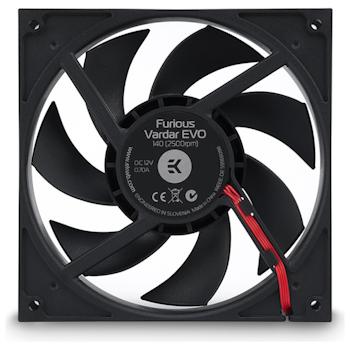 Product image of EK Furious Vardar EVO 140BB 140mm Cooling Fan - Click for product page of EK Furious Vardar EVO 140BB 140mm Cooling Fan