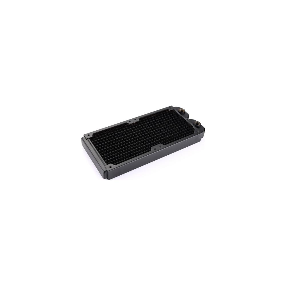 A large main feature product image of Bykski 240mm Radiator - Black