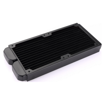 Product image of Bykski 240mm Radiator - Black - Click for product page of Bykski 240mm Radiator - Black