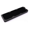 A product image of Bykski 360mm Radiator - Black