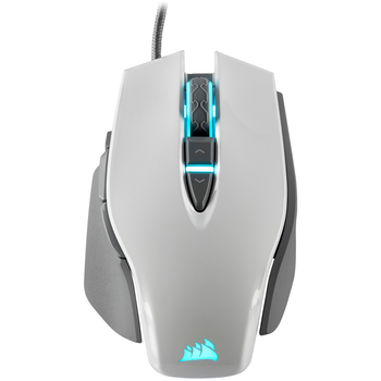 Product image of Corsair Gaming M65 Elite RGB FPS White Optical Gaming Mouse - Click for product page of Corsair Gaming M65 Elite RGB FPS White Optical Gaming Mouse