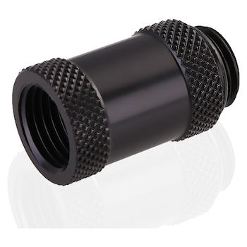 Product image of Bykski G1/4 25mm Extender - Black - Click for product page of Bykski G1/4 25mm Extender - Black
