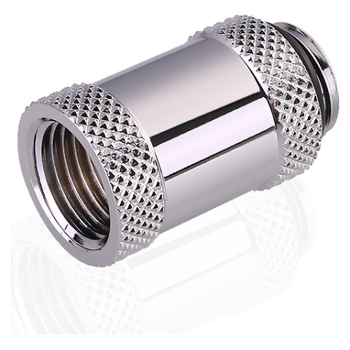 Product image of Bykski G1/4 25mm Extender - Silver - Click for product page of Bykski G1/4 25mm Extender - Silver