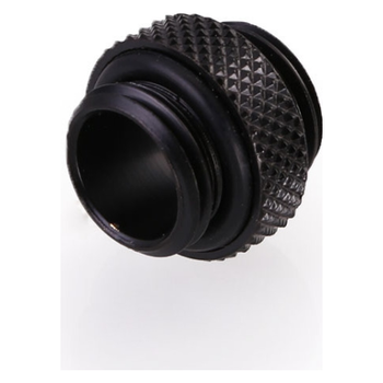 Product image of Bykski G1/4 Male-Male Joiner - Black - Click for product page of Bykski G1/4 Male-Male Joiner - Black